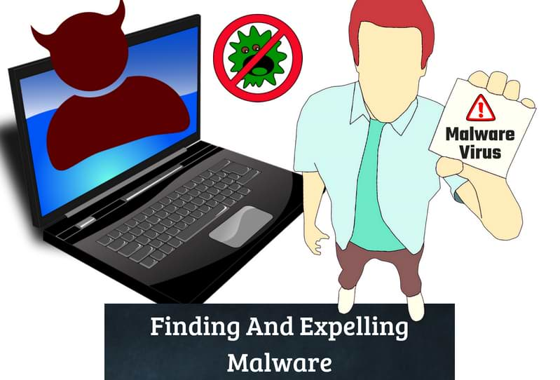 Finding and expelling malware